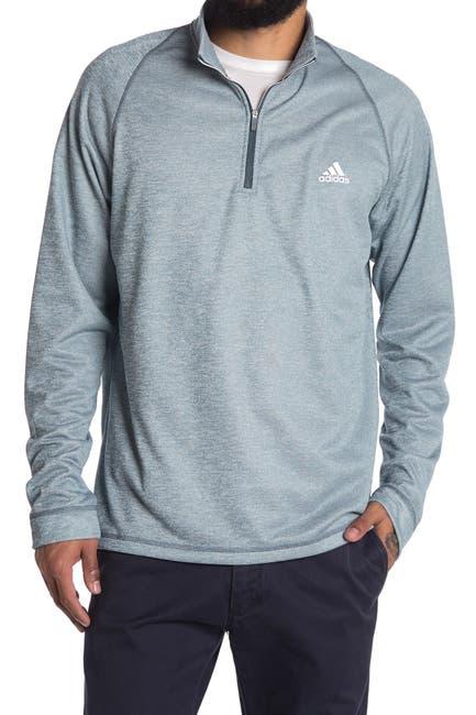 Image of Adidas Golf Raglan Sleeves 1/4 Zip Pullover
