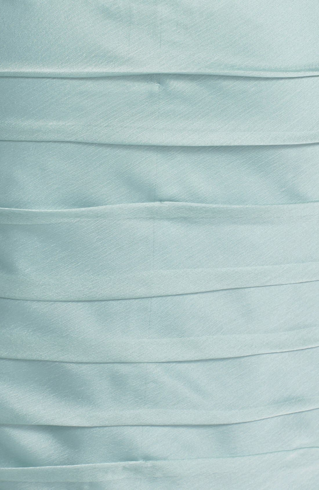 ,                             Ruched Strapless Cationic Chiffon Dress,                             Alternate thumbnail 36, color,                             306