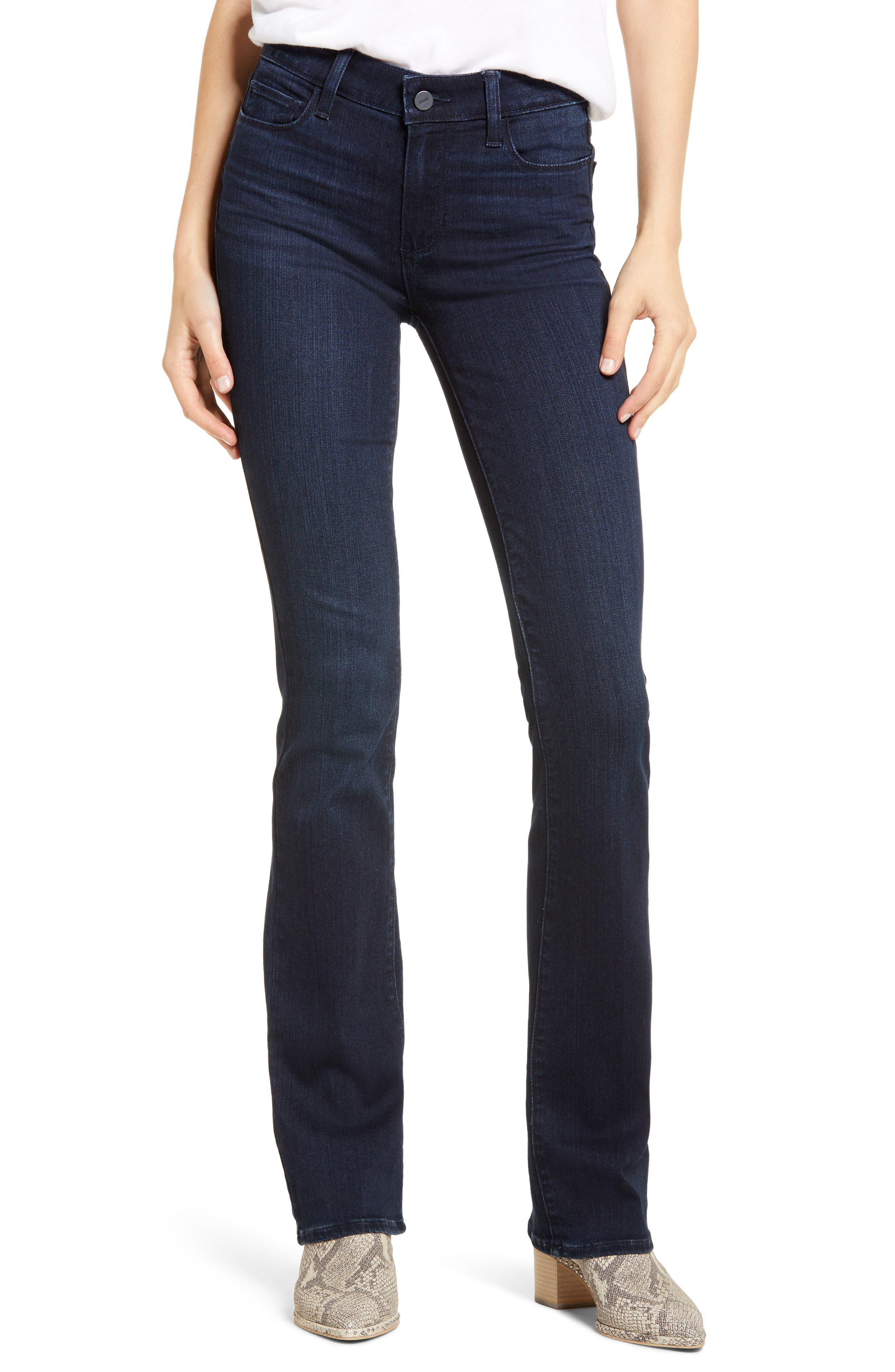 Women's Paige Manhattan Bootcut Jeans