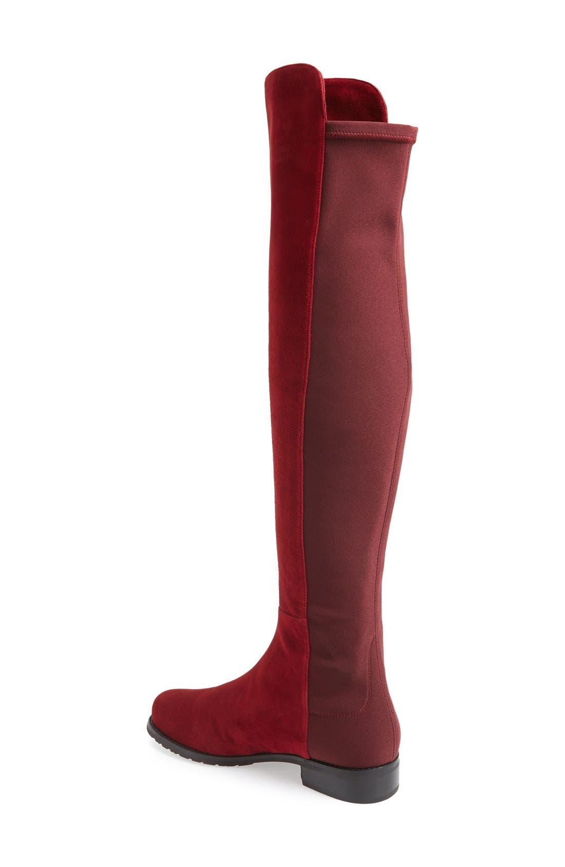 ,                             5050 Over the Knee Leather Boot,                             Alternate thumbnail 54, color,                             610