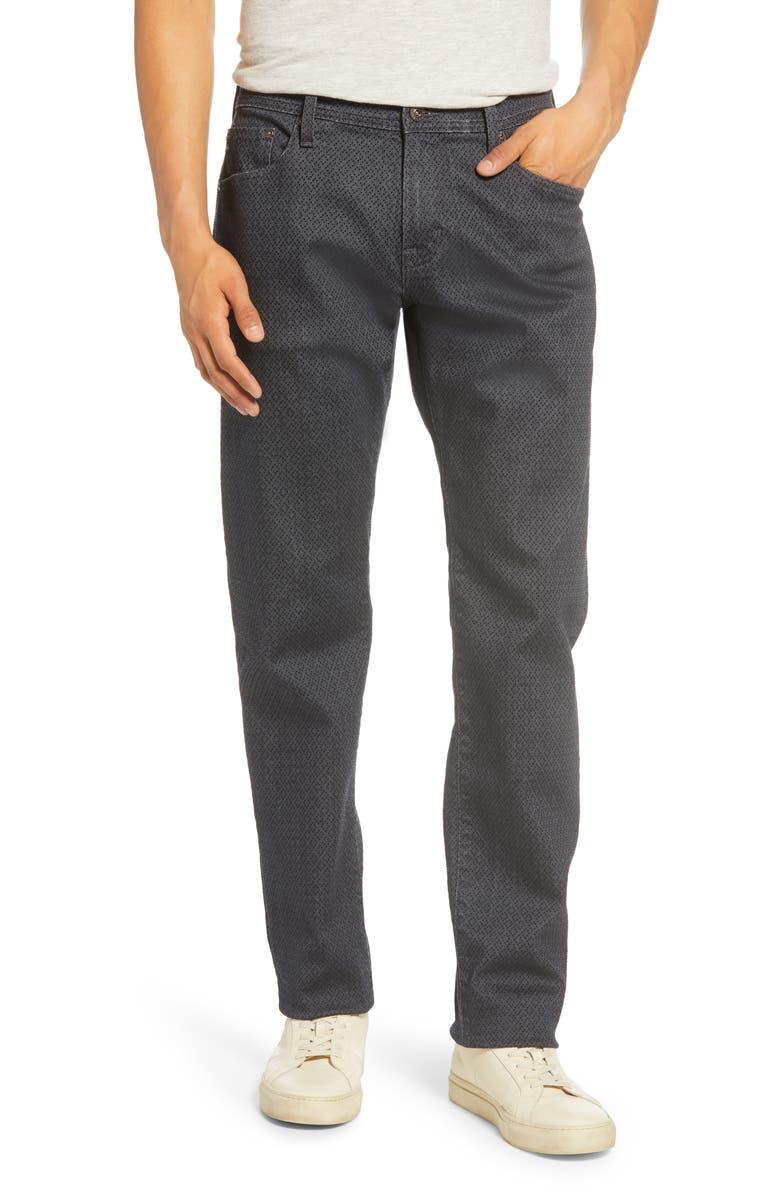 AG Tellis Slim Fit Jeans, Main, color, JOOL INSPECTOR