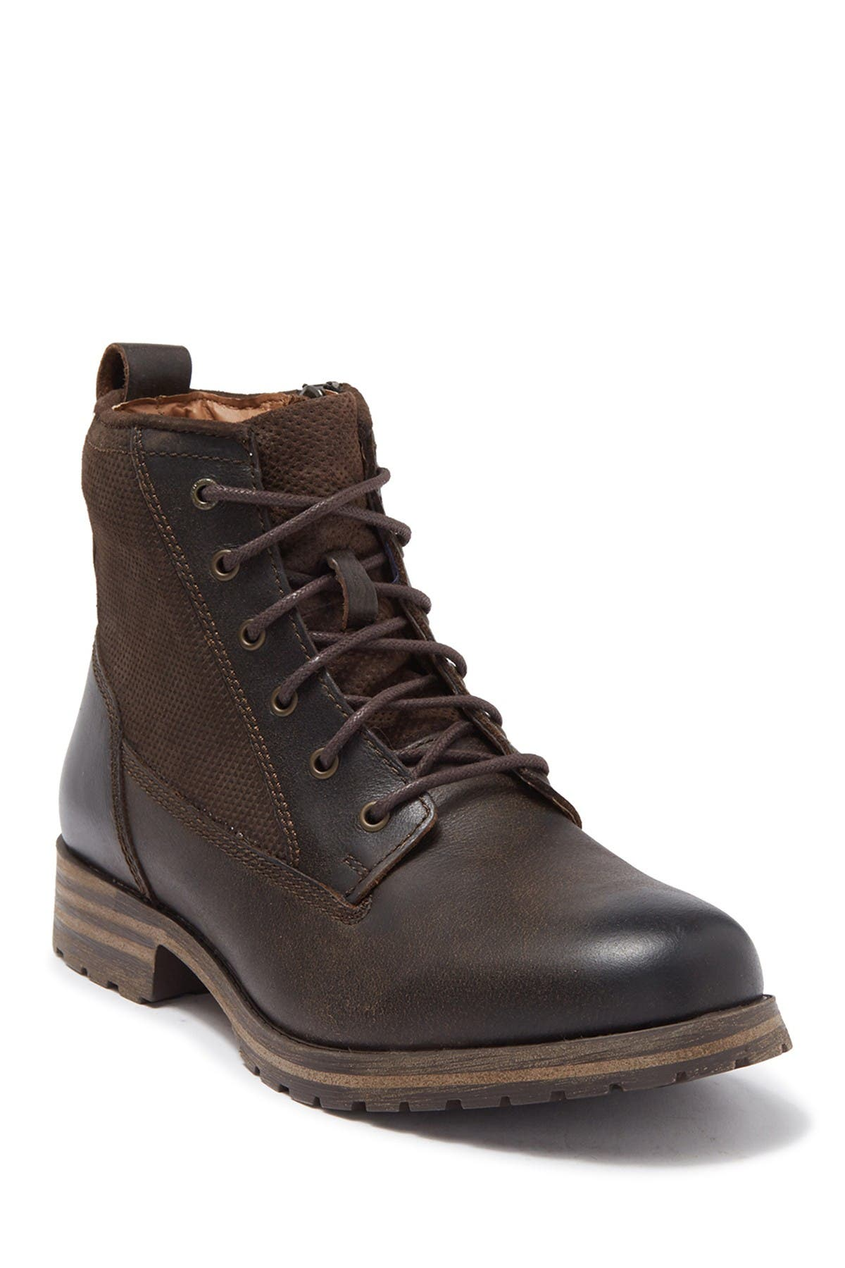 Image of Lucky Brand Gaston Leather Boot