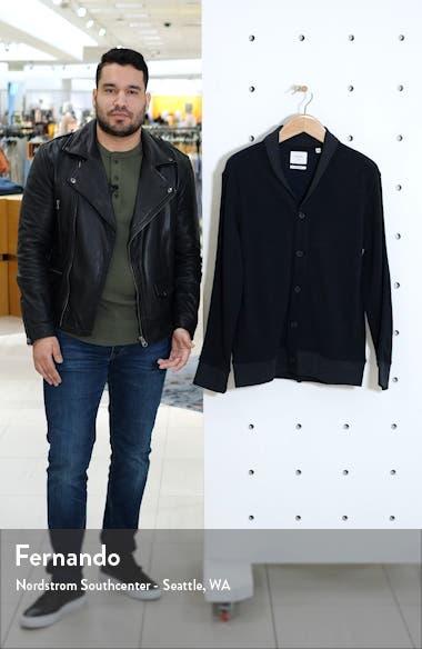 Cotton & Cashmere Button Cardigan, sales video thumbnail
