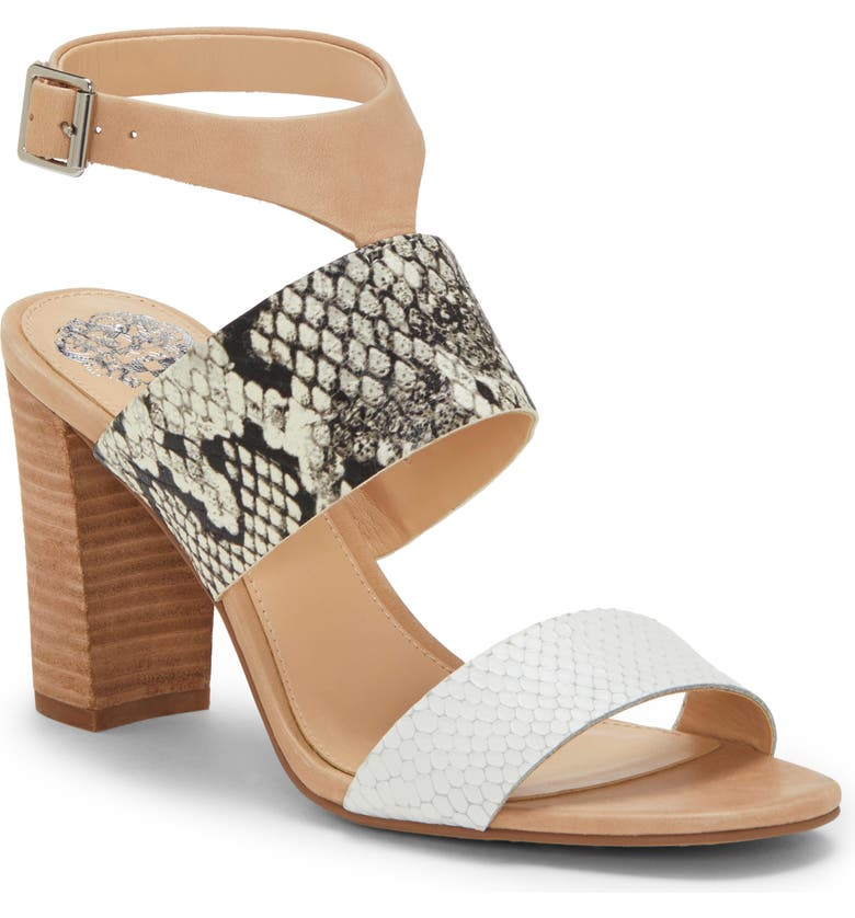 VINCE CAMUTO Warma Slingback Sandal, Main, color, OXFORD LEATHER