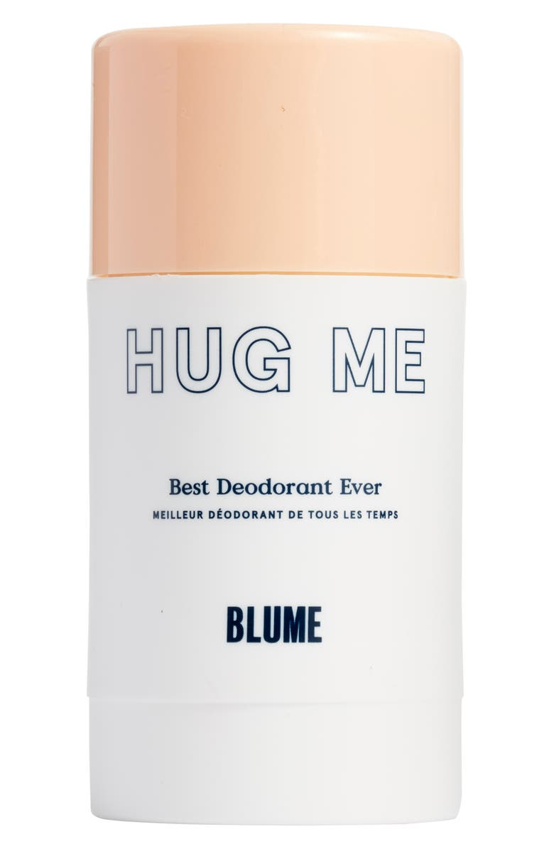 BLUME Hug Me Best Deodorant Ever Natural Deodorant, Main, color, WHITE