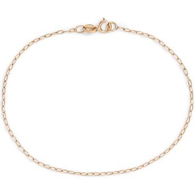 Bony Levy 14K Gold Link Bracelet (Nordstrom Exclusive)