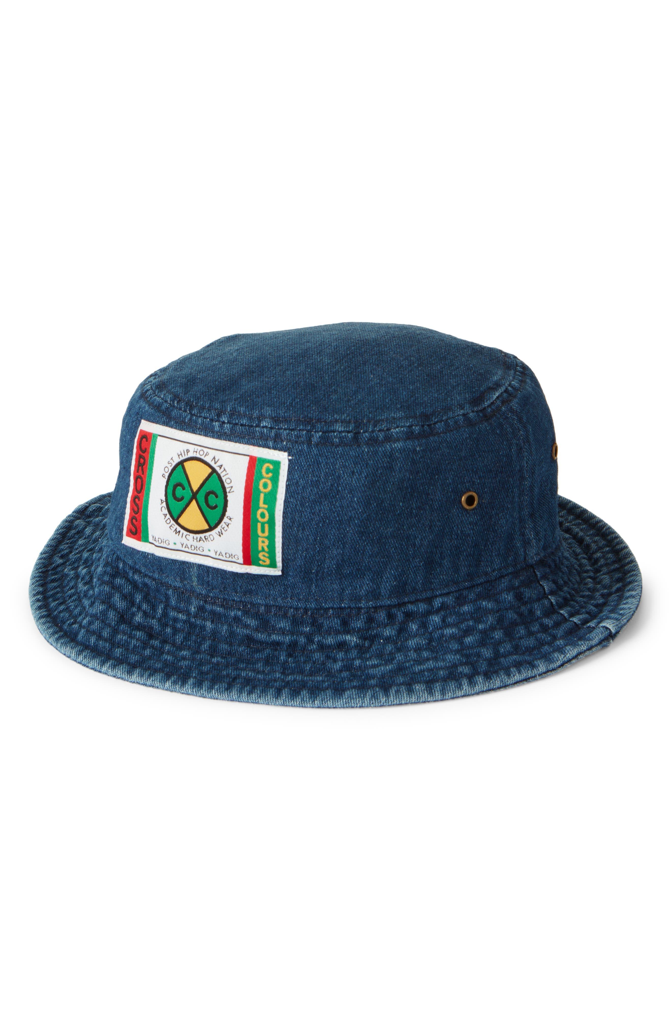 Label Logo Bucket Hat