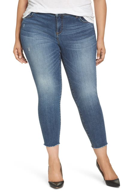 Image of KUT from the Kloth Connie Skinny Ankle Jeans