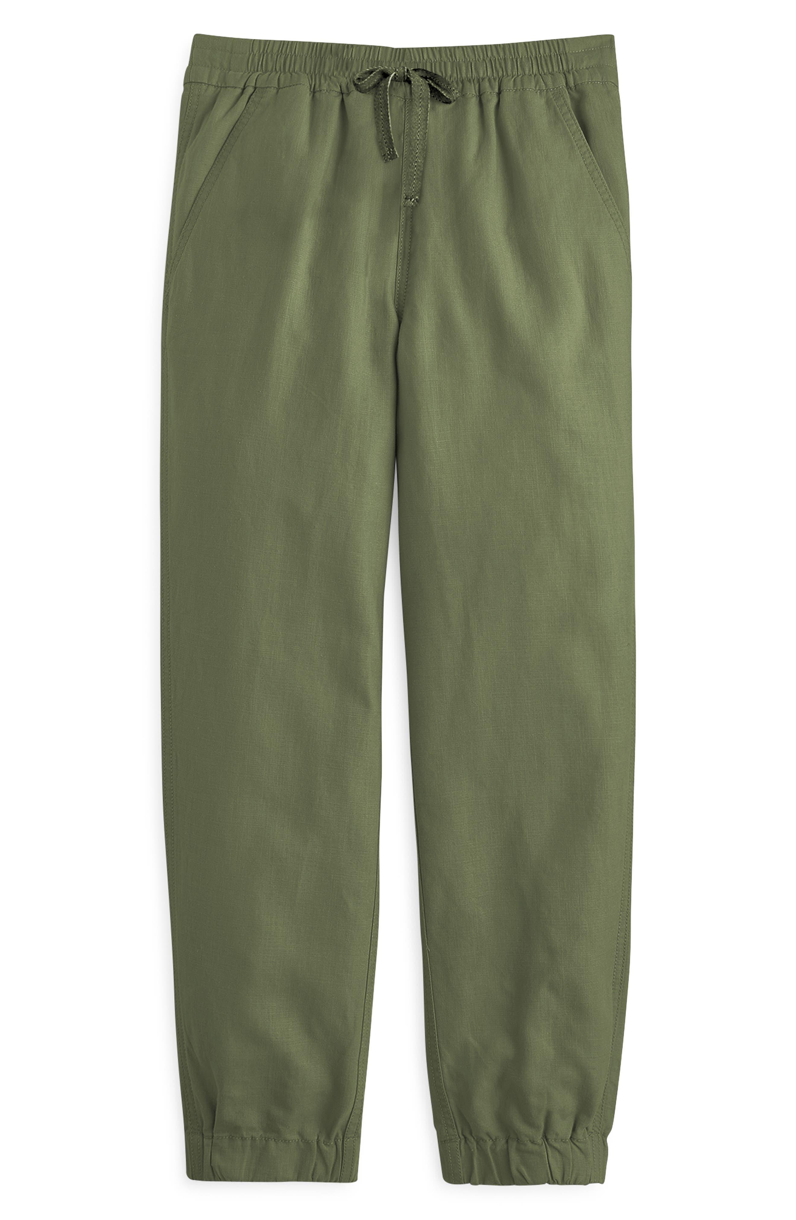 ,                             New Seaside Pants,                             Alternate thumbnail 5, color,                             LODEN GREEN