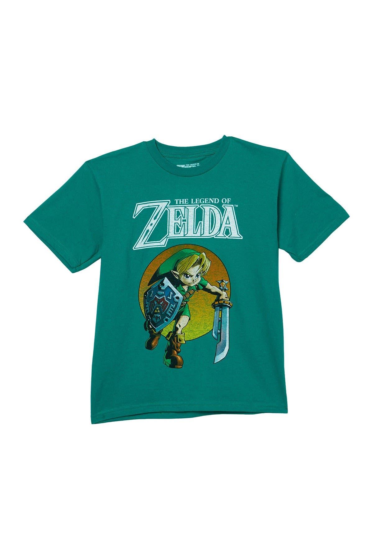 Image of JEM Zelda Shield T-Shirt