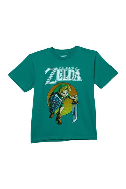 Image of JEM Zelda Shield T-Shirt