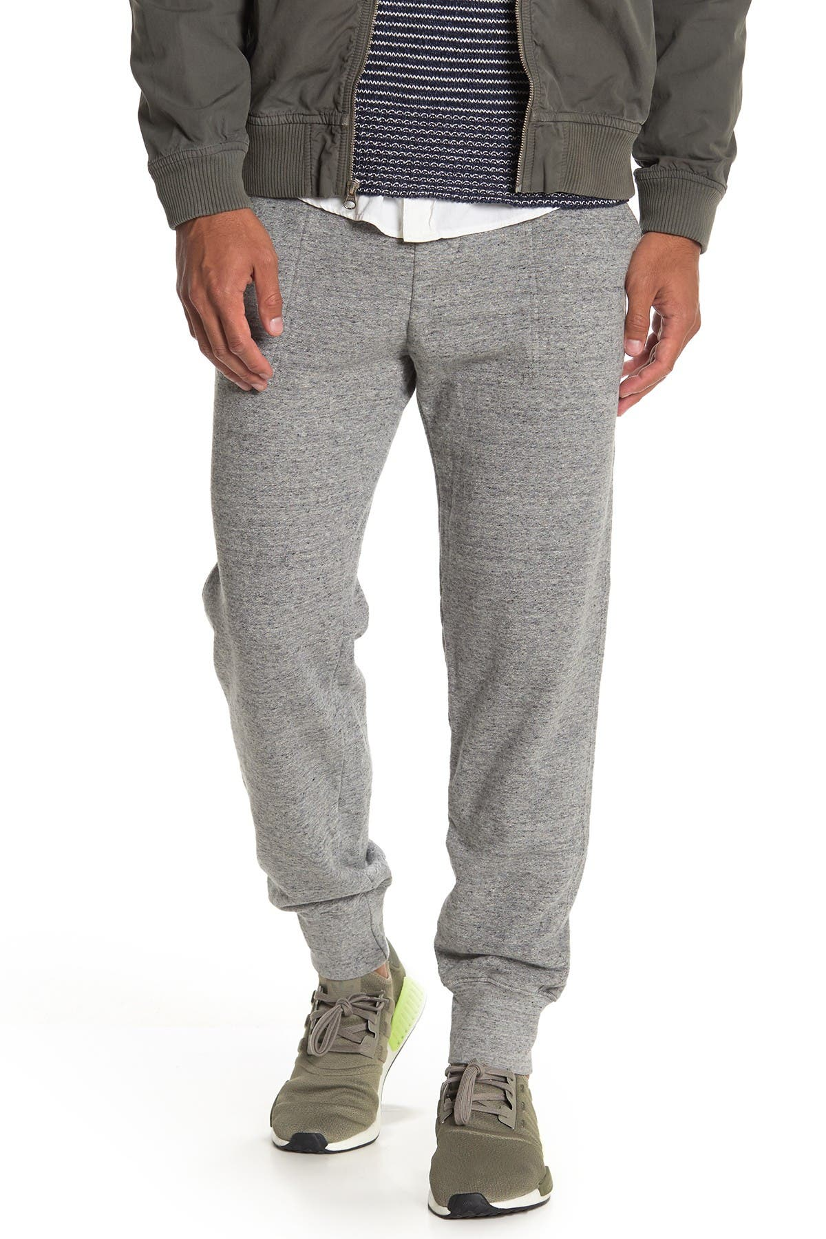 Image of Save Khaki French Terry Sweatpants