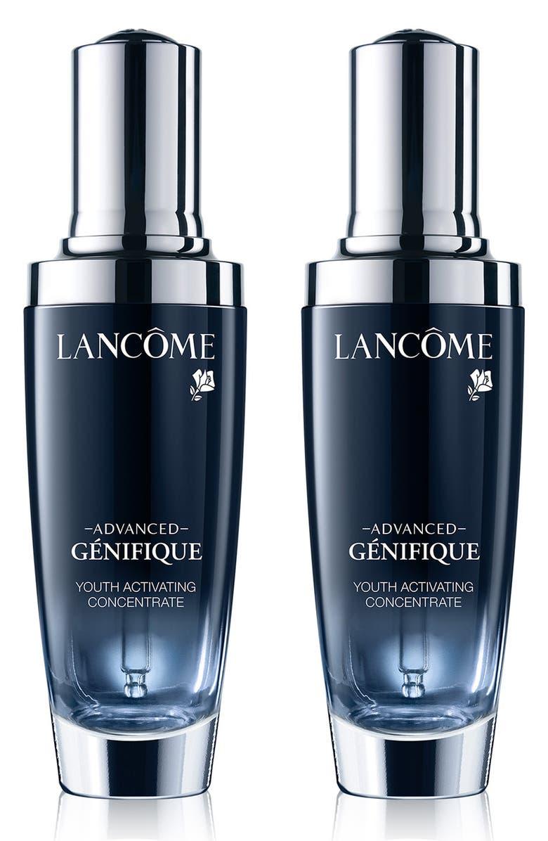 LANCÔME Full Size Advanced Génifique Youth Activating Concentrate Serum Duo, Main, color, NO COLOR