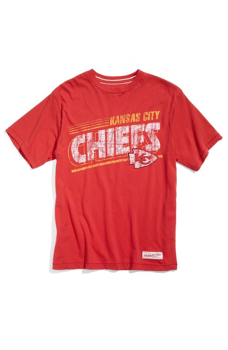 super popular 11ff4 21d84 Mitchell & Ness 'Kansas City Chiefs' T-Shirt (Men) | Nordstrom
