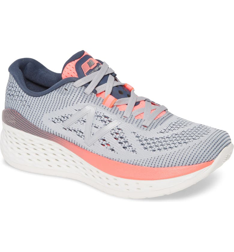 NEW BALANCE Fresh Foam MOR Running Shoe, Main, color, LIGHT CYCLONE