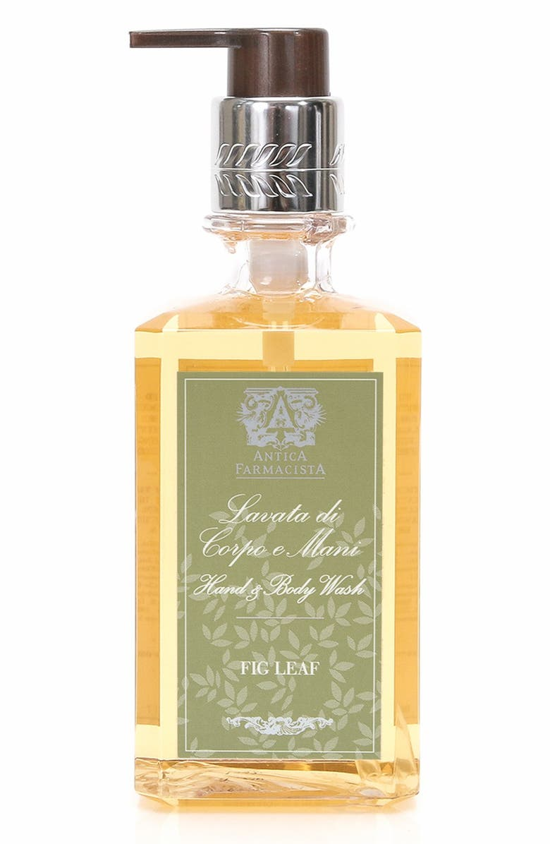 ANTICA FARMACISTA 'Fig Leaf' Hand & Body Wash, Main, color, NO COLOR