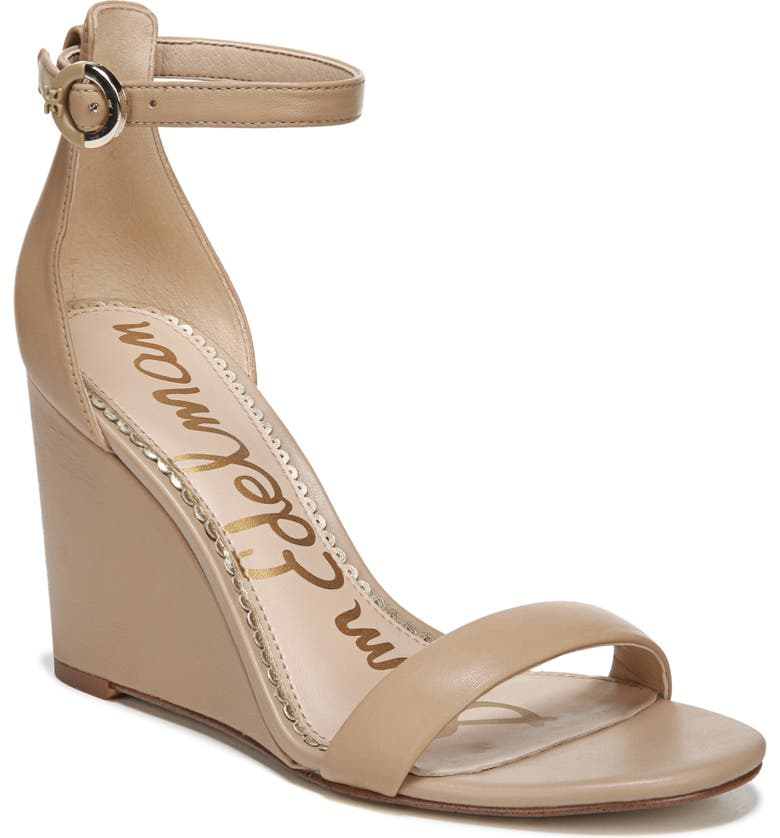 SAM EDELMAN Neesa Wedge Sandal, Main, color, 252