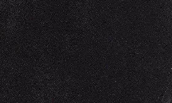 Women's Blanknyc Drape Front Faux Suede Jacket, Size Small - Black