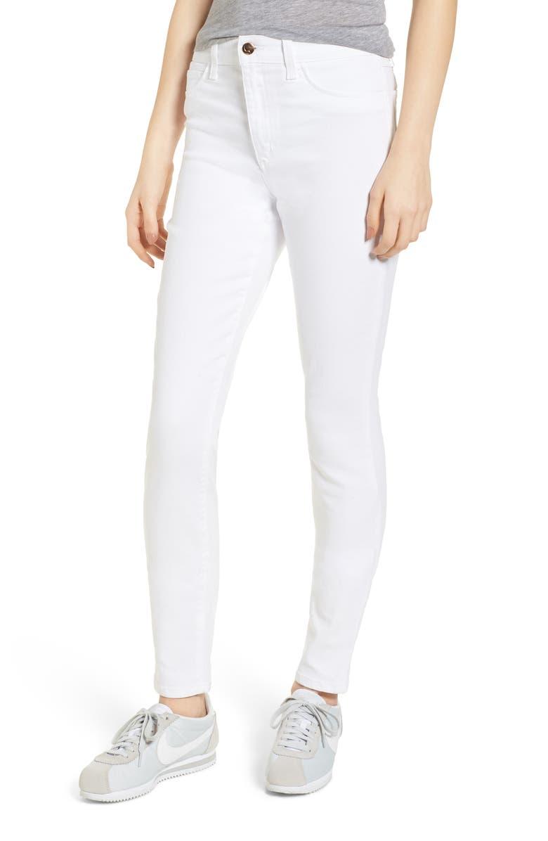 JOE'S Charlie Skinny Jeans, Main, color, 120
