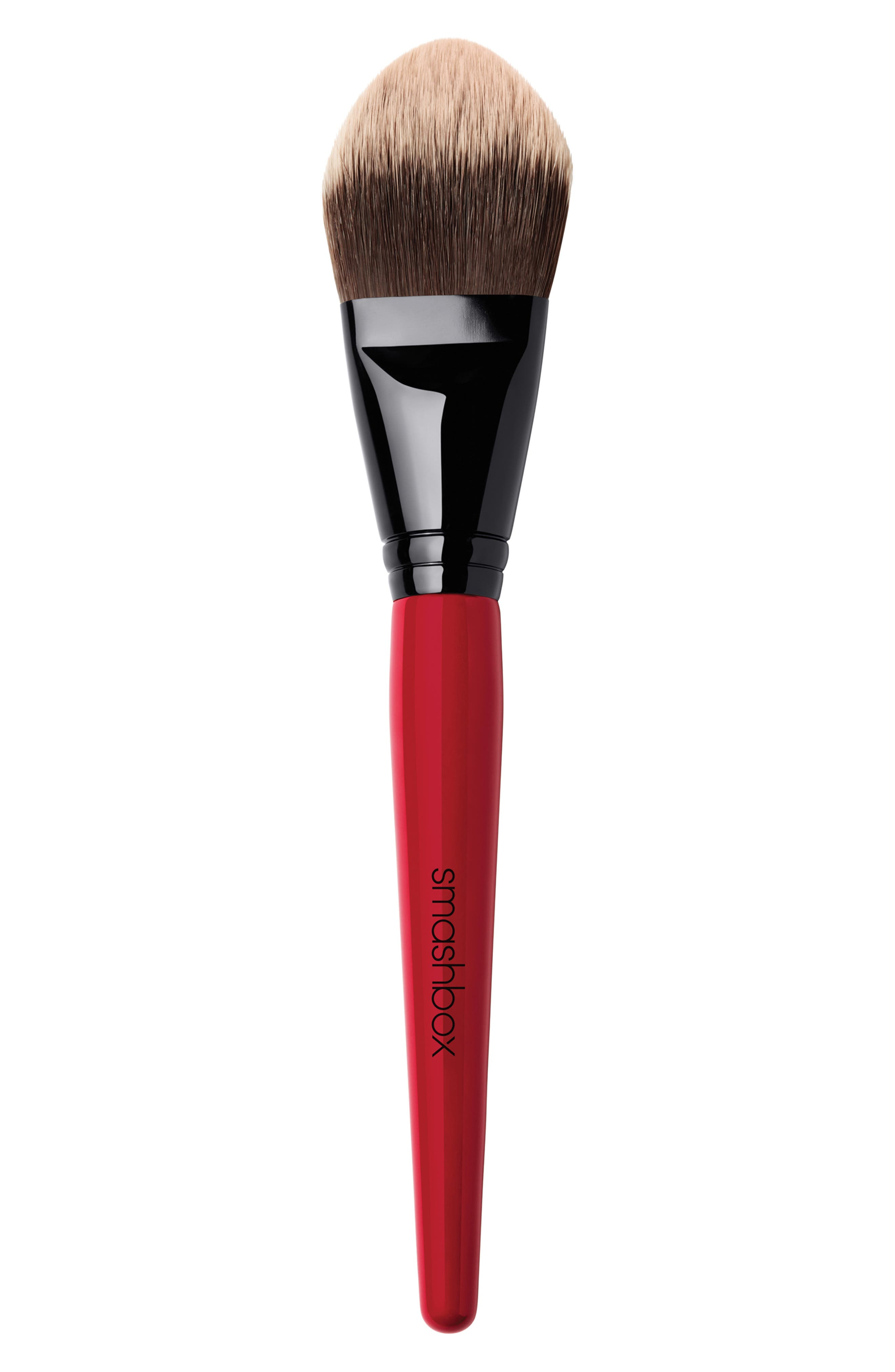 Sheer Foundation Brush, Main, color, NO COLOR