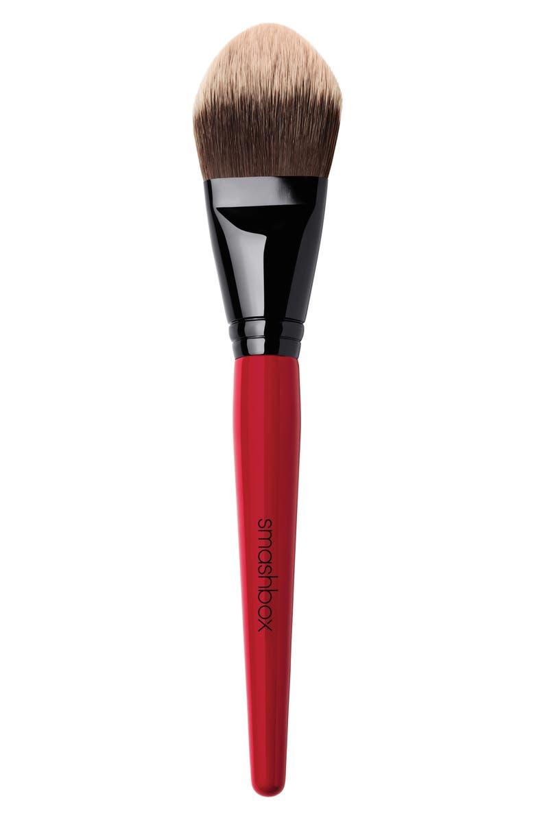 SMASHBOX Sheer Foundation Brush, Main, color, NO COLOR