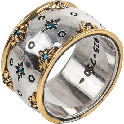 Konstantino Astria Stardust Ring
