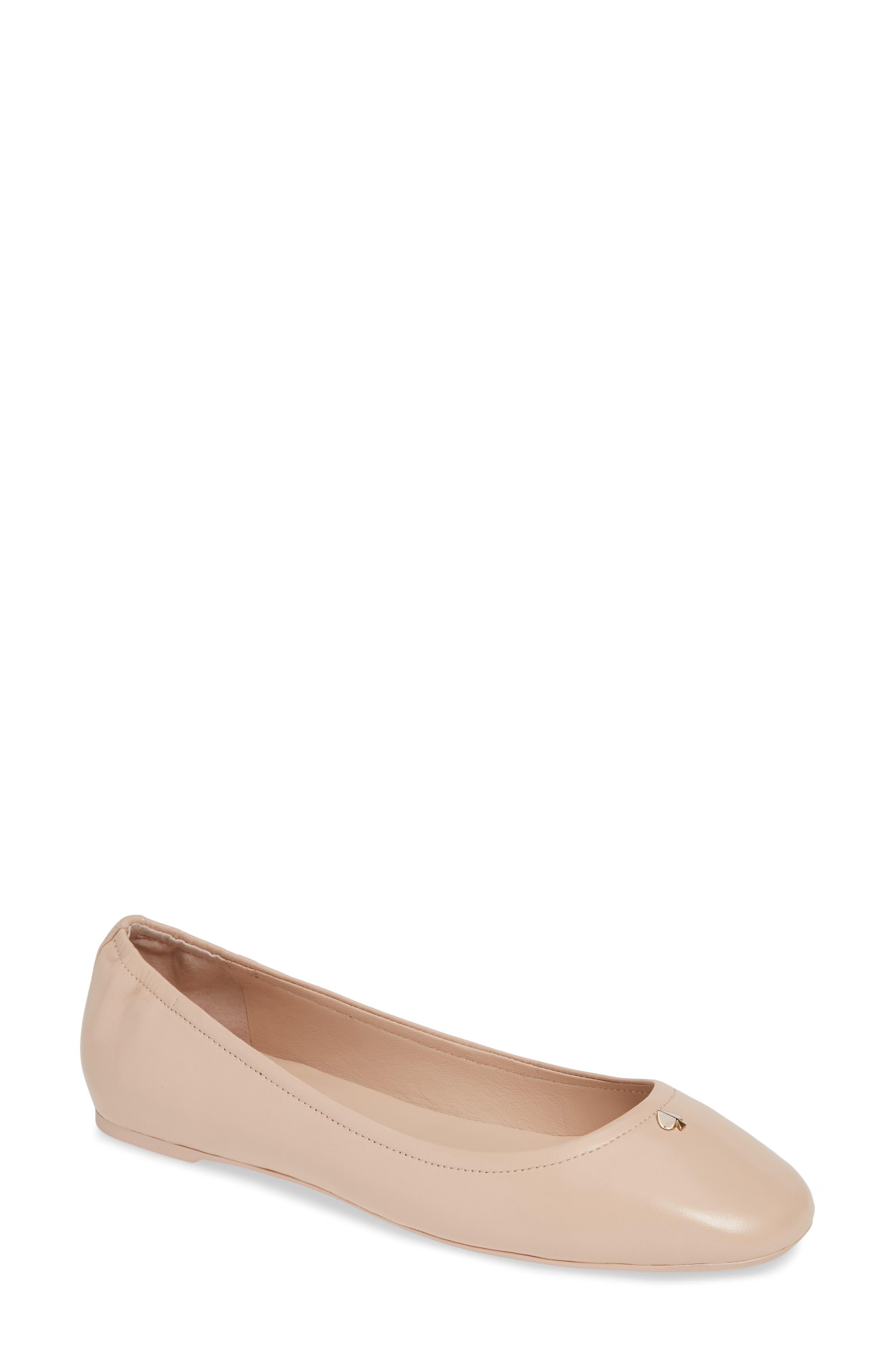 Kate Spade New York Kora Ballet Flat, Pink