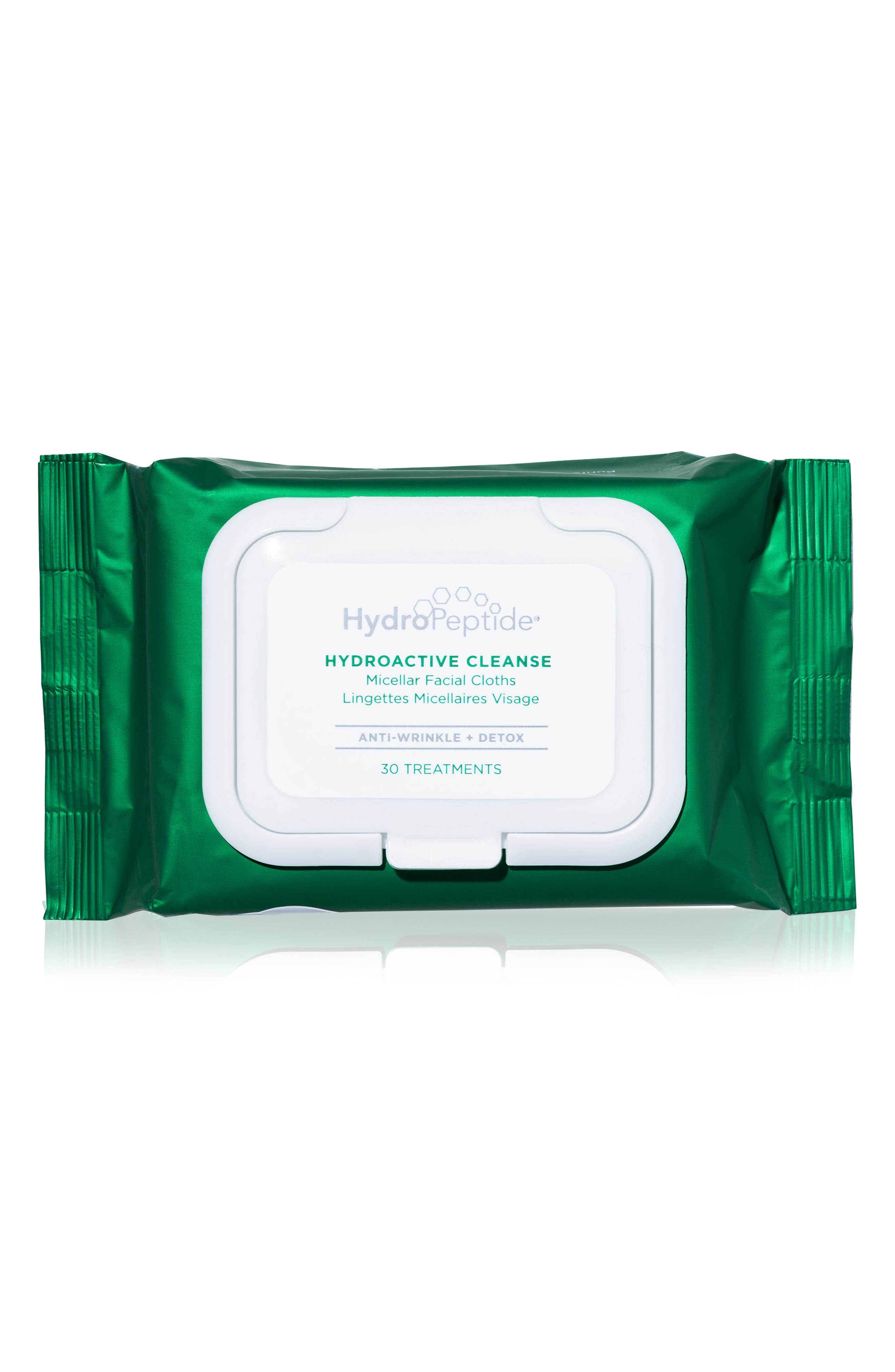 Hydroactive Cleanse Micellar Facial Cloths