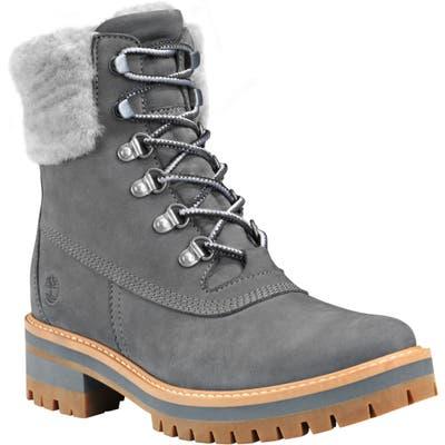 Timberland Courmayeur Valley Boot- Grey