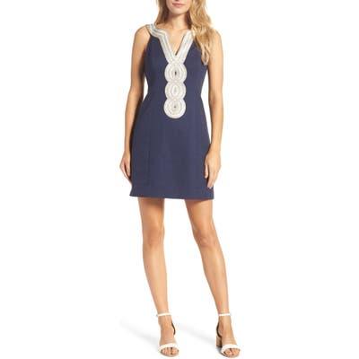 Lilly Pulitzer Valli Shift Dress, Blue