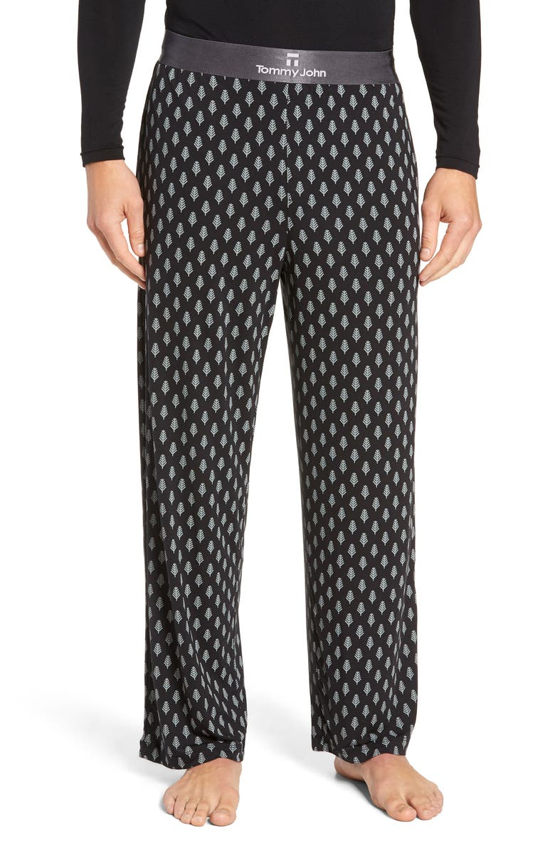 TOMMY JOHN Second Skin Lounge Pants, Main, color, 001