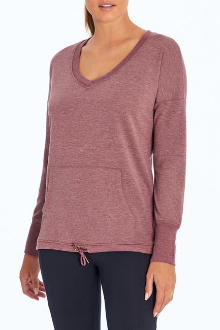 Image of Marika Yara V-Neck Pullover Sweater