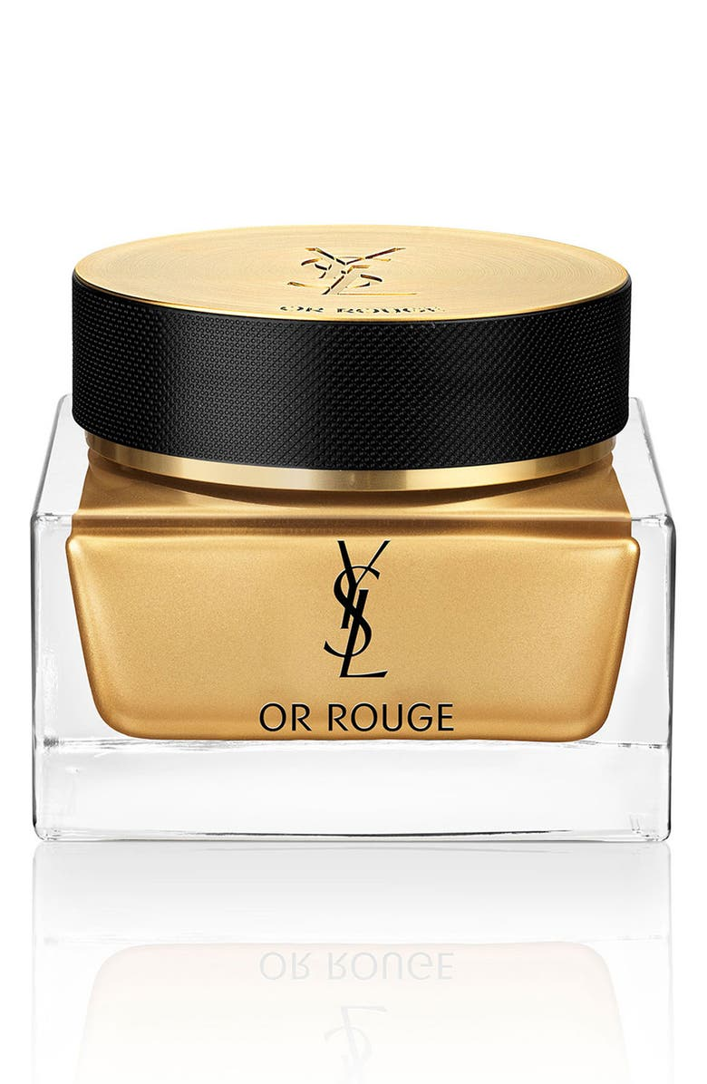 YVES SAINT LAURENT Or Rouge Crème Fine, Main, color, NO COLOR