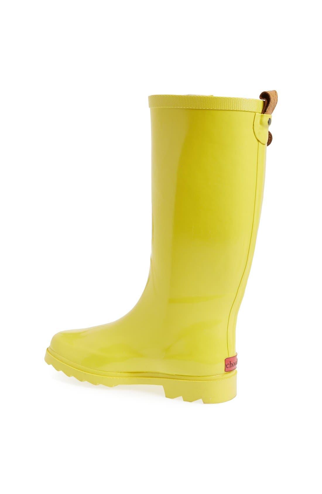,                             'Top Solid' Rain Boot,                             Alternate thumbnail 155, color,                             730