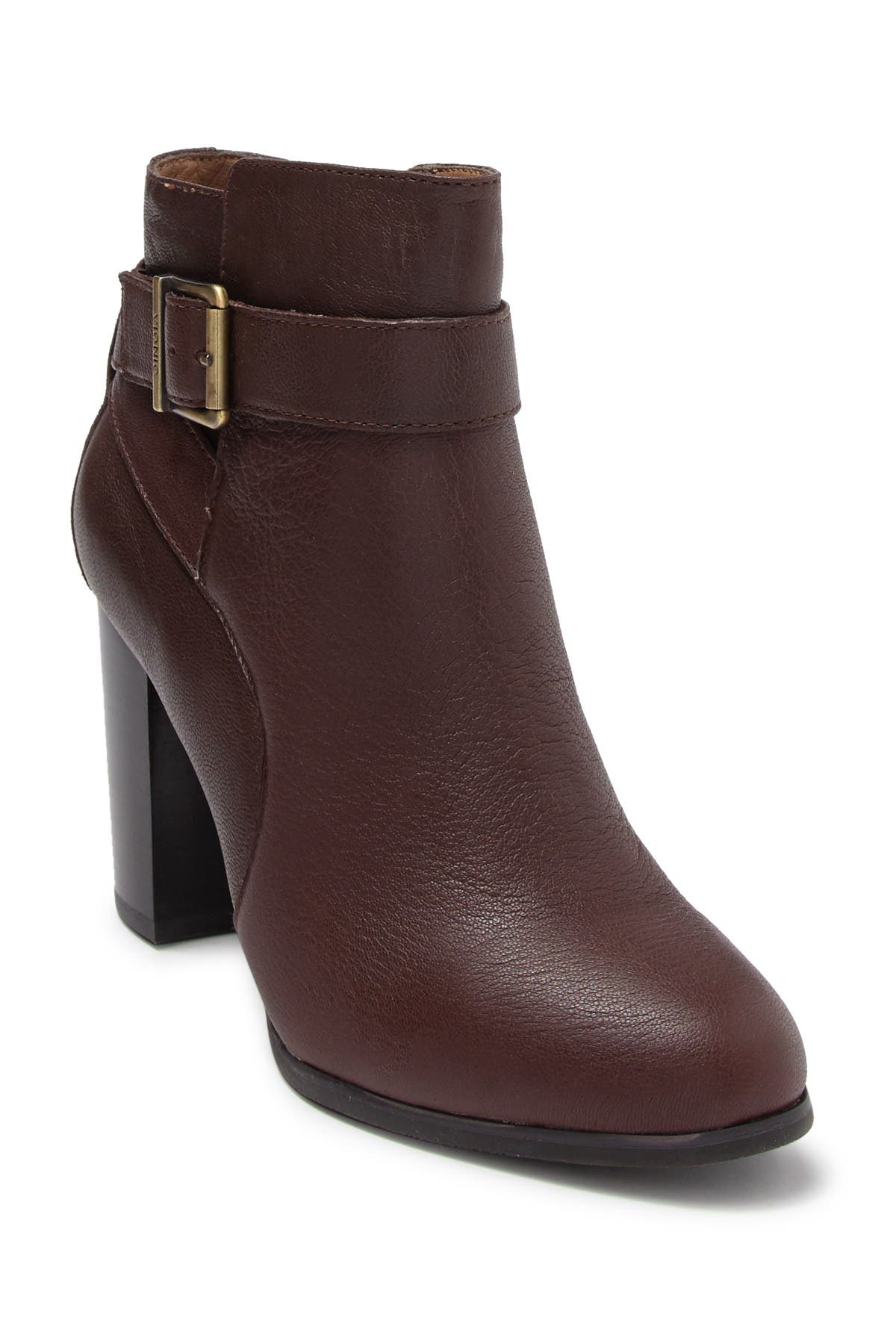 Image of Vionic Allison Leather Ankle Boot