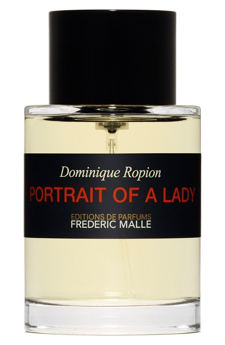 FREDERIC MALLE Editions de Parfums Frédéric Malle Portrait of a Lady Parfum Spray, Main, color, NO COLOR