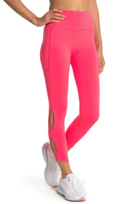 Image of Free People FP Movement Infinity High Waisted Cutout Crop Leggings