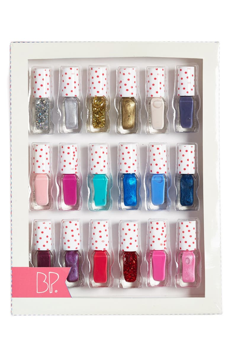 LULU BP. Nail Colors, Main, color, 960