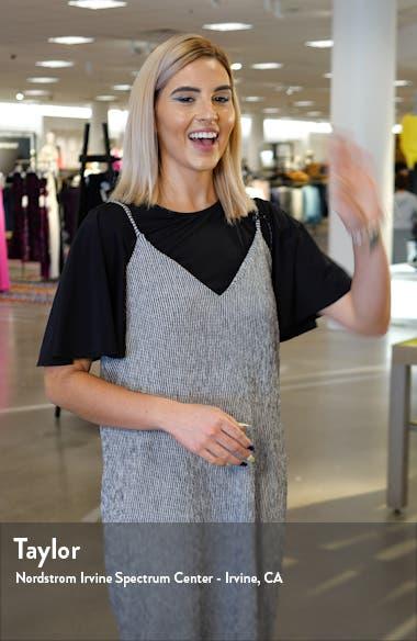 Asymmetrical Neck Dress, sales video thumbnail
