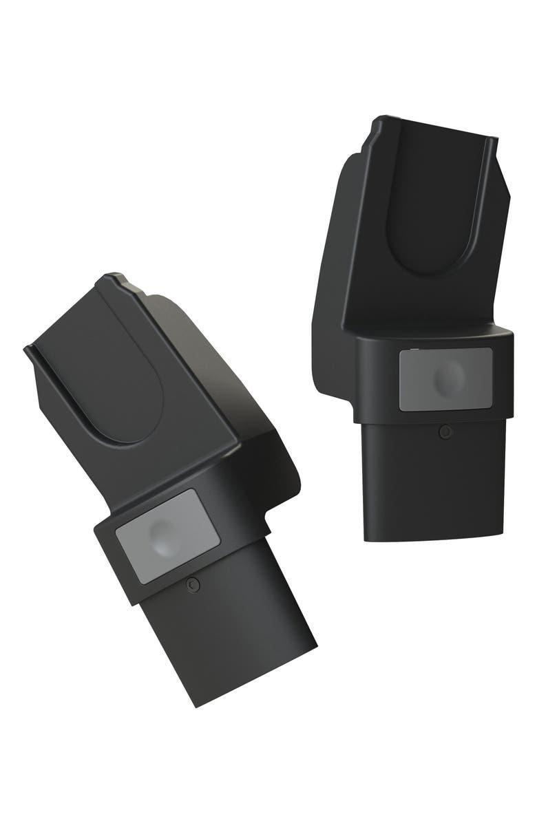 JOOLZ Geo2 Stroller Upper Car Seat Adapter Set, Main, color, BLACK