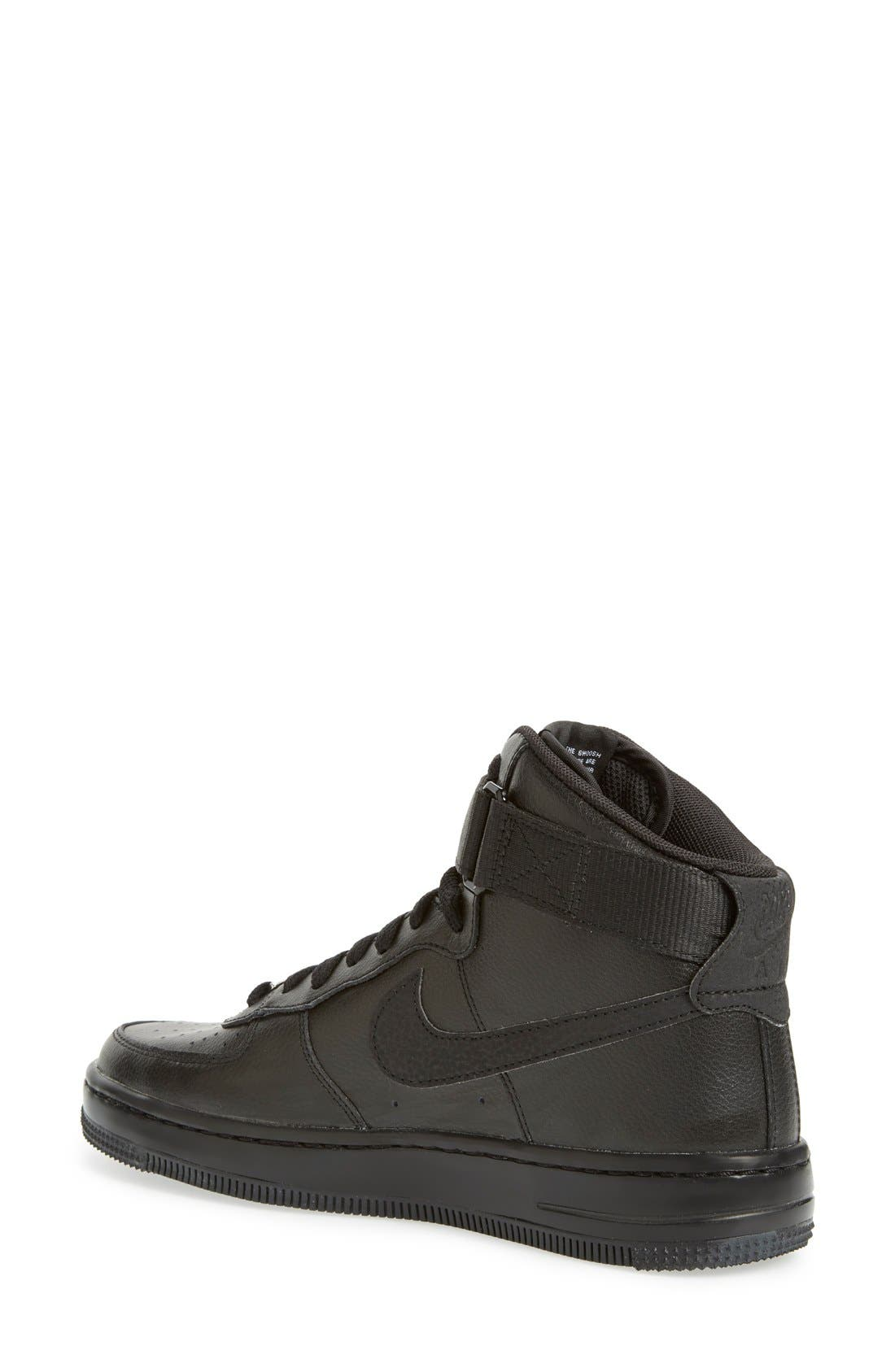 ,                             'AF-1 Ultra ForceESS' High TopSneaker,                             Alternate thumbnail 4, color,                             001