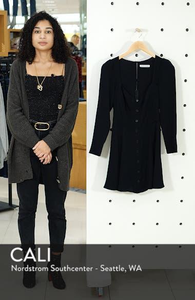 Milla Fit & Flare Minidress, sales video thumbnail