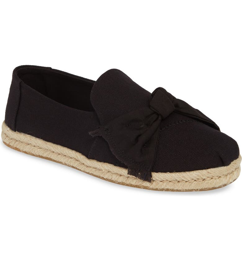 TOMS Deconstructed Alpargata Espadrille Loafer, Main, color, 005