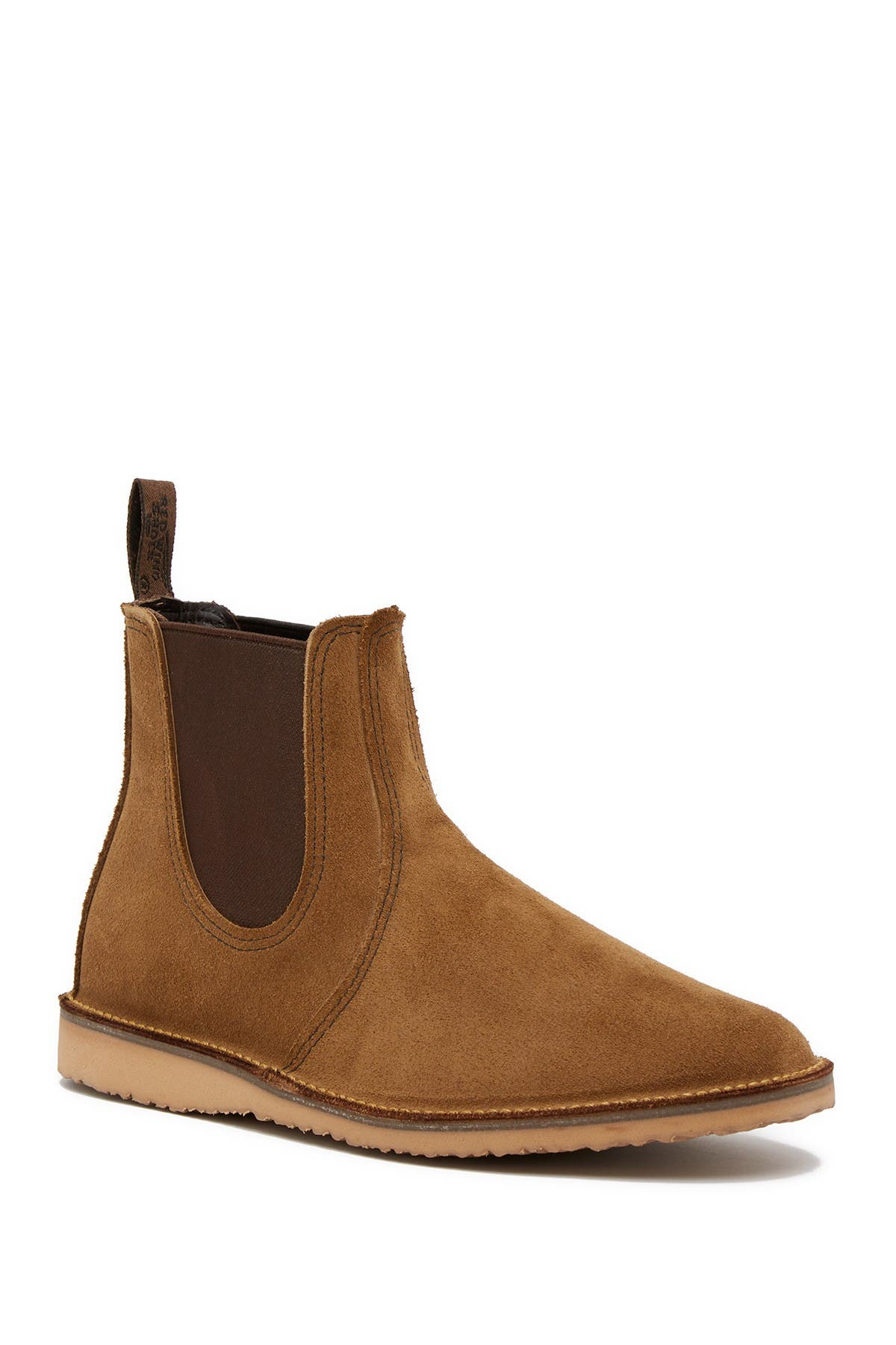 Image of RED WING Weekend Suede Chelsea Boot - Factory Second - Extra Wide Width Available