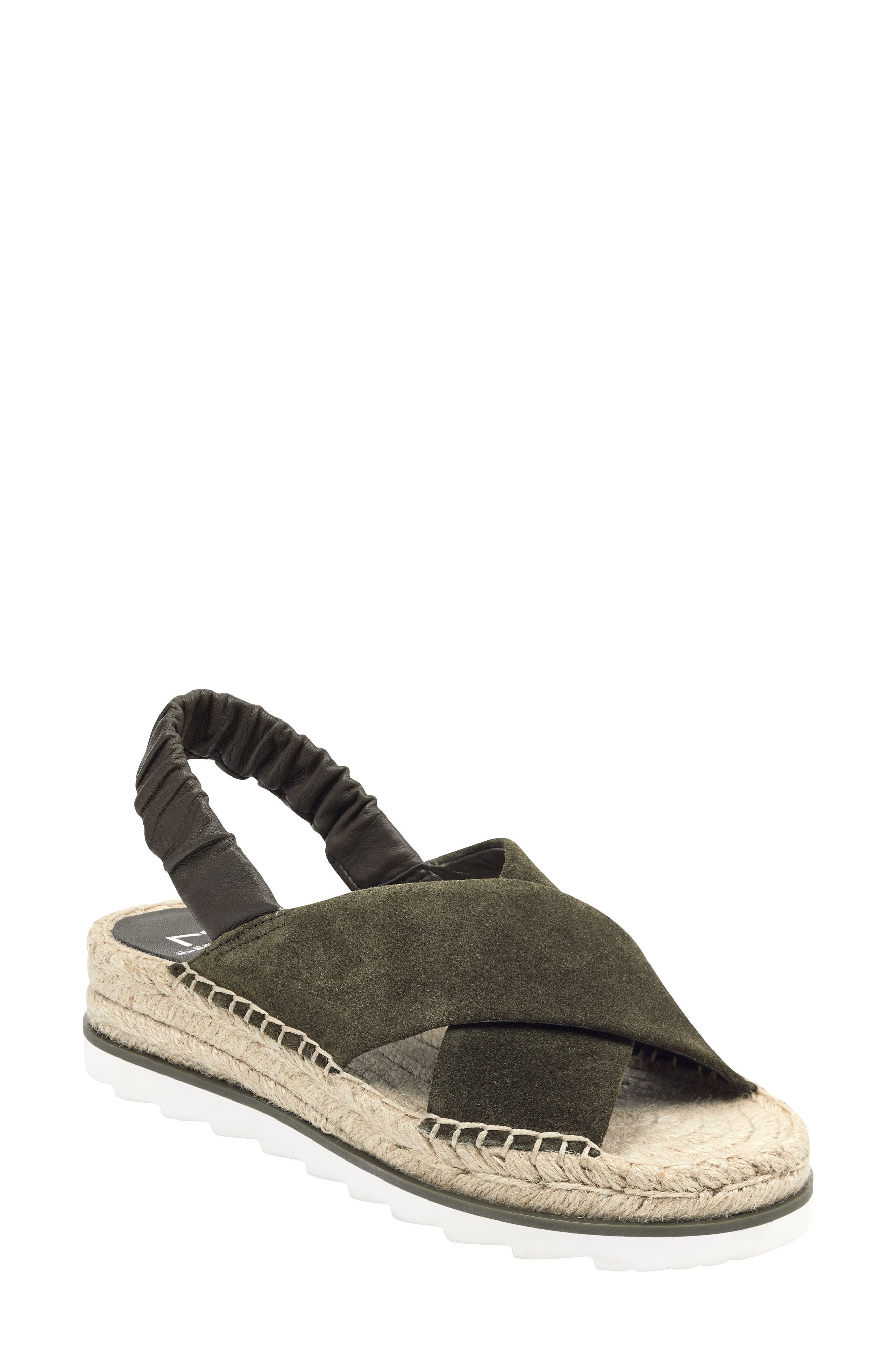 Marc Fisher Ltd Pella Sandal, Green