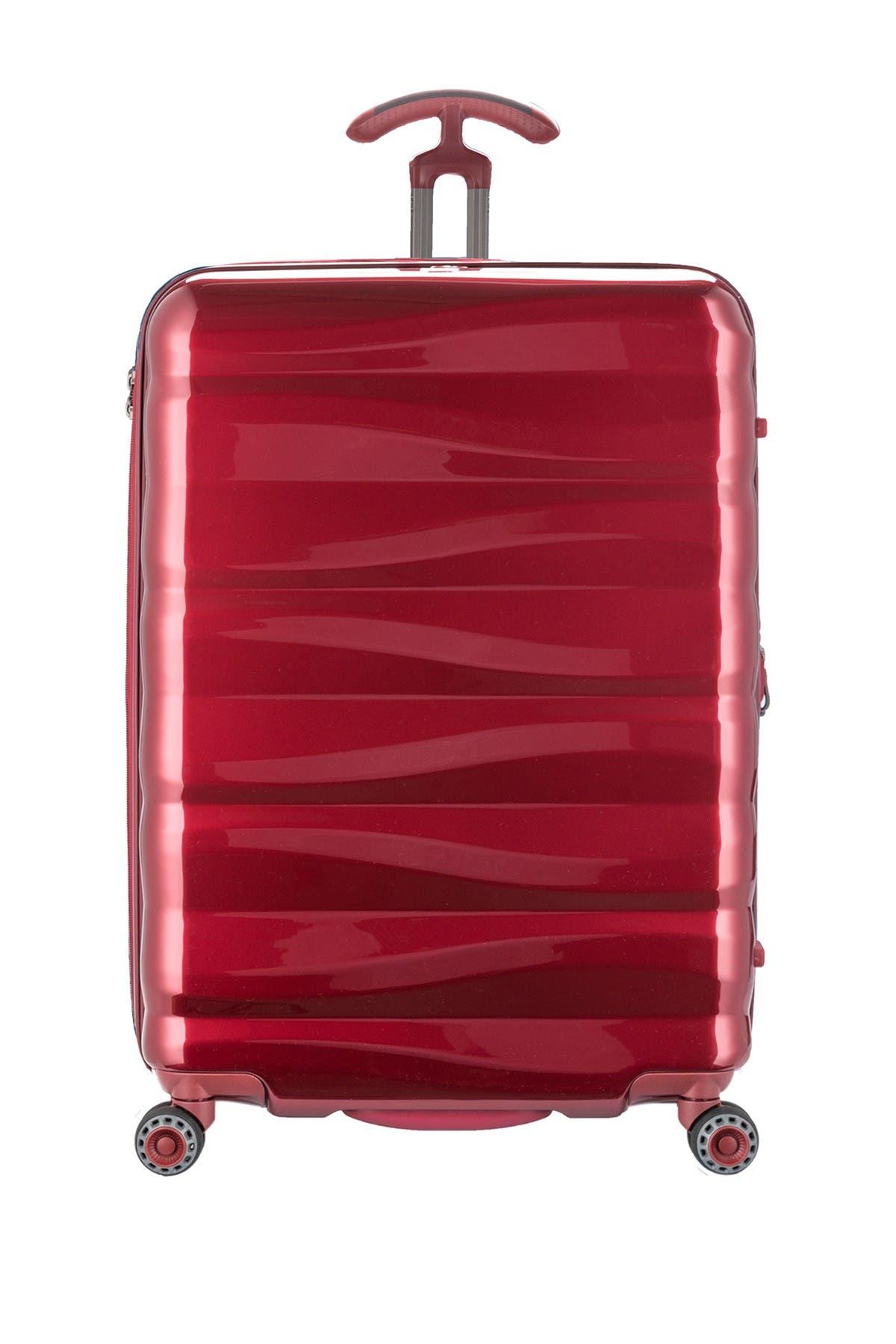 """Image of Traveler's Choice Luggage Edinburgh 29"""" Hardside Spinner Suitcase"""