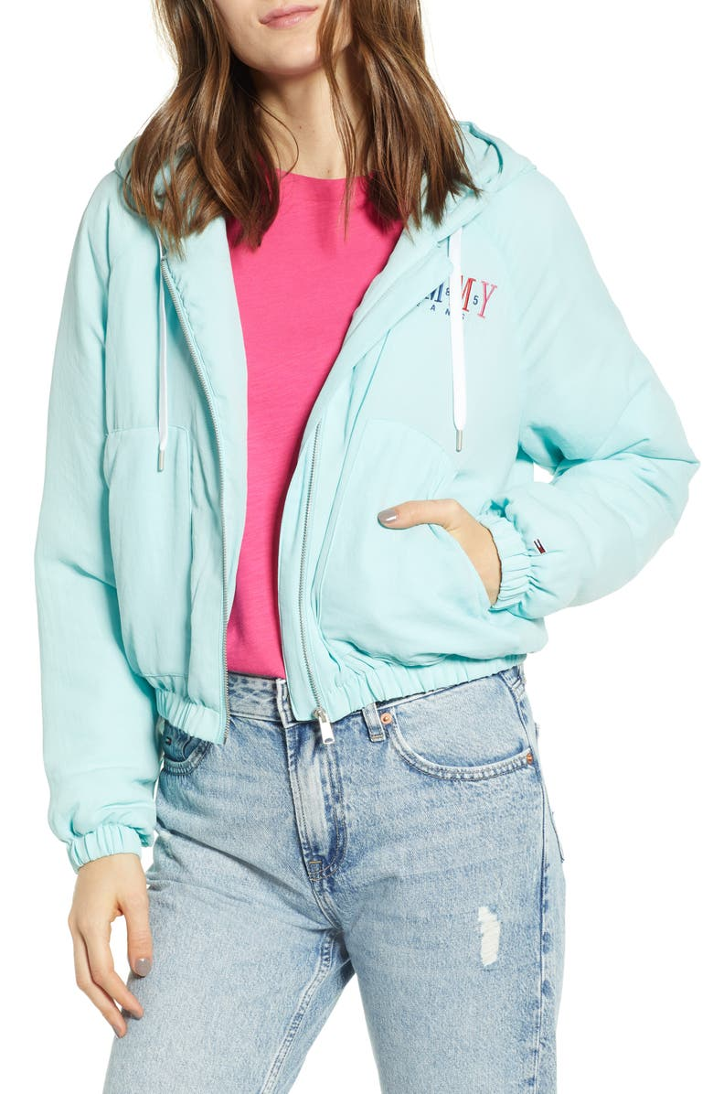 TOMMY JEANS 1985 Embroidered Jacket, Main, color, 407