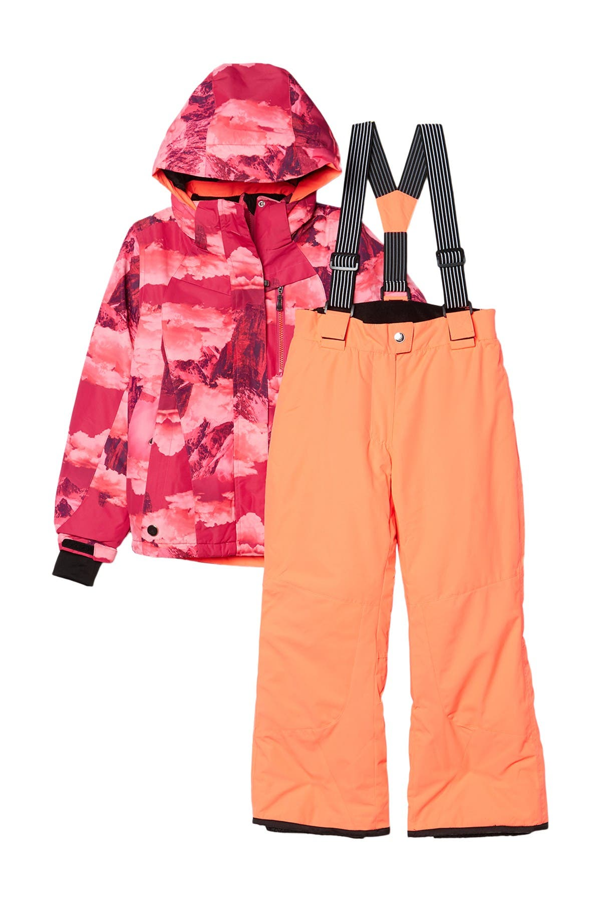 Image of NOIZE Bella Insulated Snow Jacket & Pants Set
