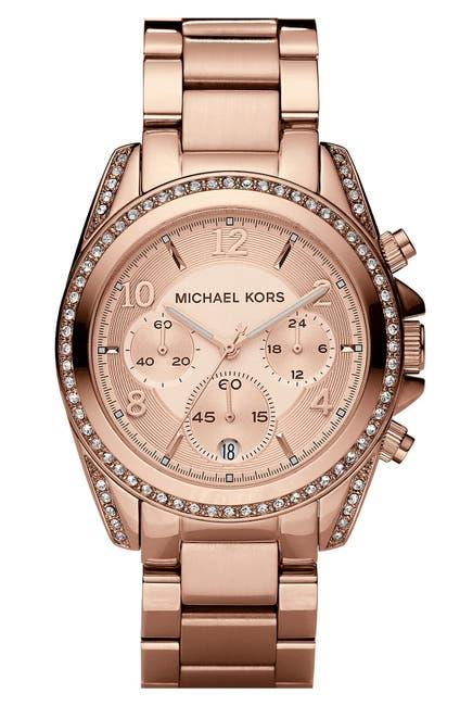 Image of MICHAEL Michael Kors Michael Kors 'Blair' Chronograph Watch, 39mm