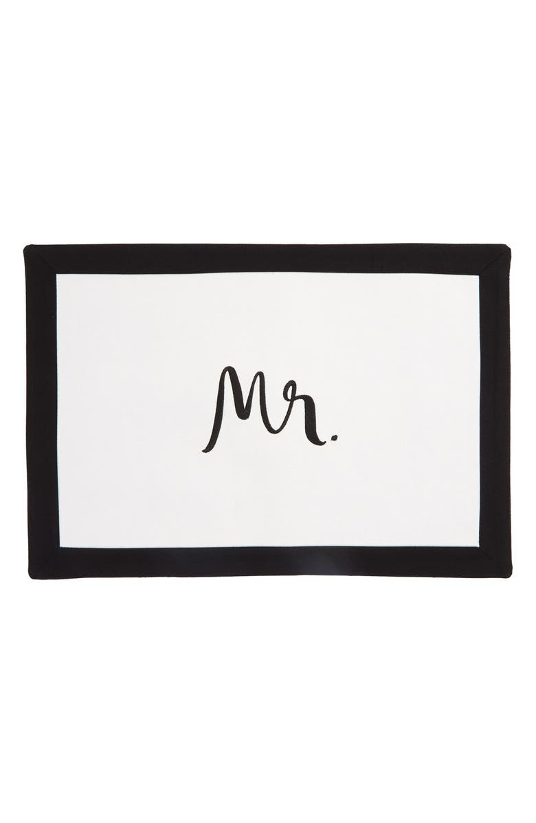 KATE SPADE NEW YORK placemat, Main, color, 101